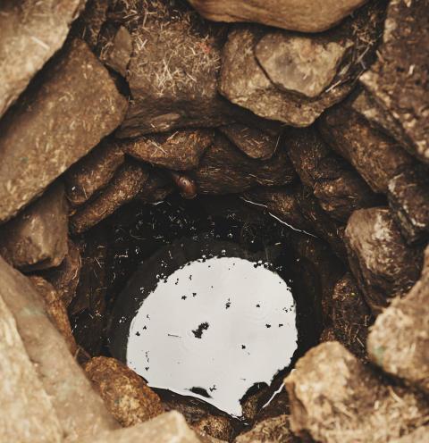 Vatten på landet – avlopp och hälsoskydd  med ett sinande grundvatten