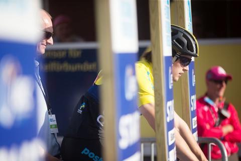 Martin Setterberg, sprint EM2016