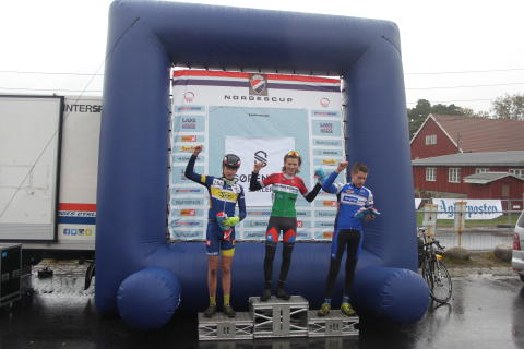 Vinnerne Menn Junior NorgesCup