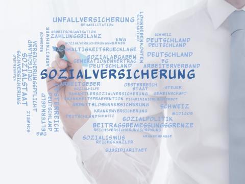 Beitragsbemessungsgrenzen in der Sozialversicherung für 2019