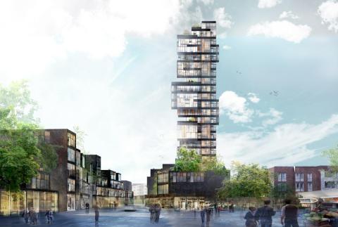 Miljardsatsning i Rosengård bygger Malmö helt