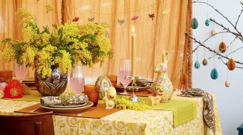 Indiska välkomnar våren med påsknyheter