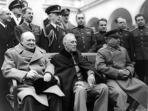 Churchill's Betrayal of Poland