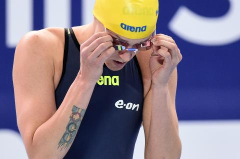 Sarah Sjöström tävlar i Swim Open Stockholm på Eurosport