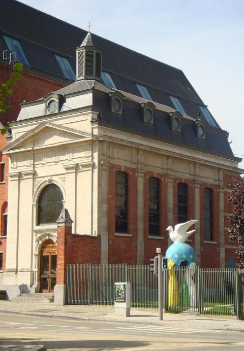 The chapel For Europe - Brussels