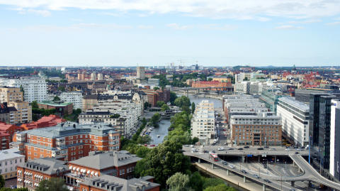 Nordic institutions from buyers to sellers in the real estate market