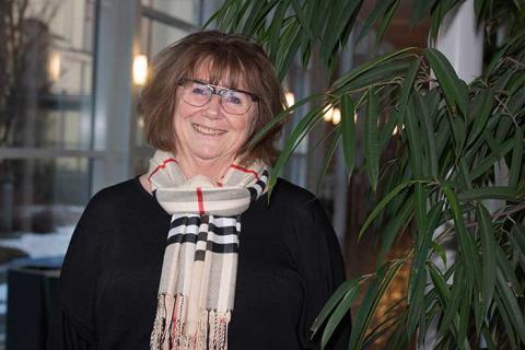 Agneta Sundström awarded environmental prize of the year