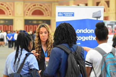 Pan-London Youth Day (recruitment)