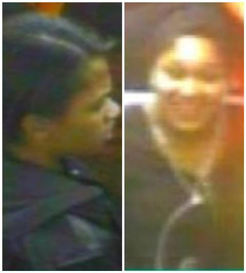 Images released following hate crime on bus
