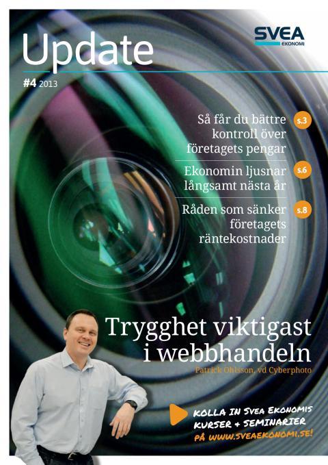 Svea Ekonomis nyhetsbrev - Update