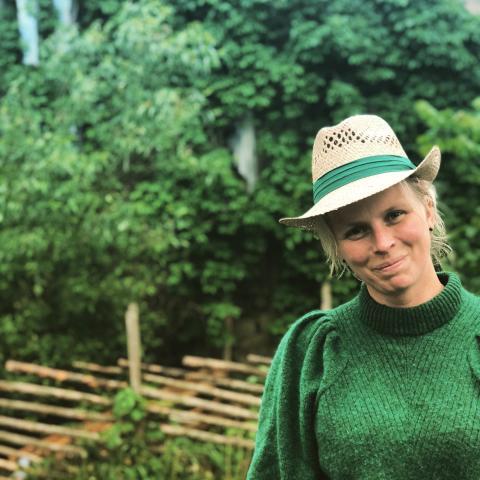 Marina på Strömma Farmlodge
