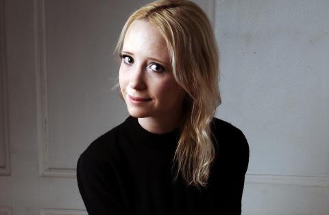 Isabelle Engman-Bredvik, filmmusikkompositör och tidigare student vid Kungl. Musikhögskolan