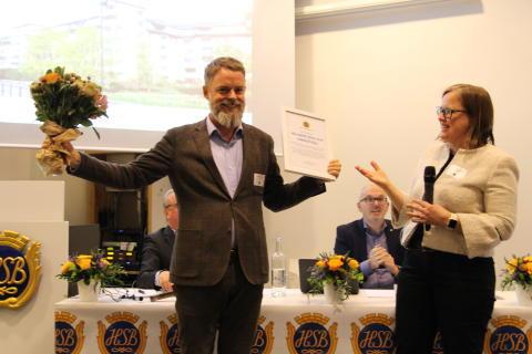 Södermalmsförening prisas för hållbart boende