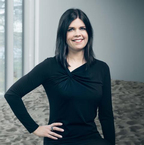 Sarah Bojfors på Sporrong & Eriksson Revisionsbyrå