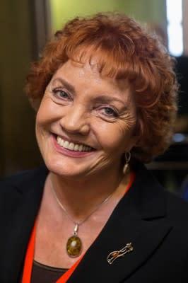 Marit Nybakk Nordiska Rådets president