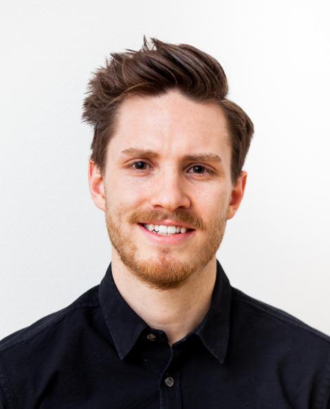 Henrik Anderberg, Marketing Manager TÜV NORD