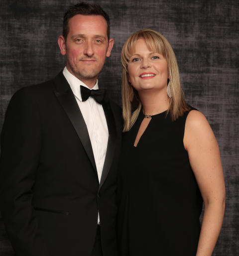 Family host charity ball to raise money for The Sick Children's Trust