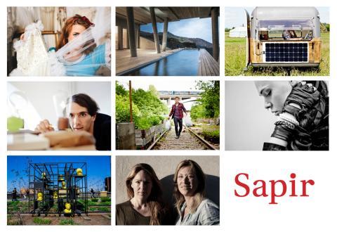 Fyll på med inspiration från Sapir!