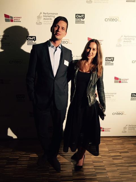 stellenanzeigen.de wurde vertreten durch Sasa Petkovic (Head of Business Development Sales) und Nikol Secen (Online-Marketing-Managerin).