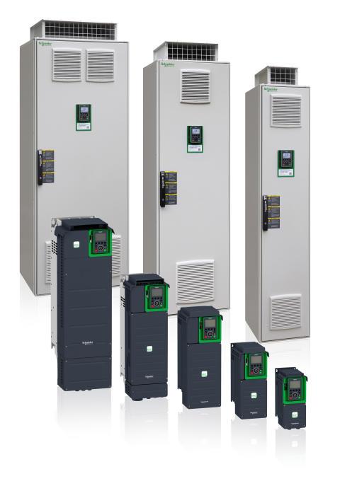 Schneider Electric esittelee Altivar Process -taajuusmuuttajat, jotka sisältävät sulautettuja palveluja teollisia sovelluksia varten