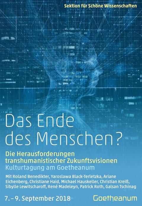 Was den Menschen ausmacht. Auseinandersetzung mit dem Transhumanismus