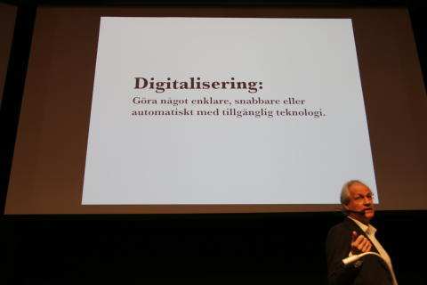 Lars Albinsson, CEO på Maestro Management