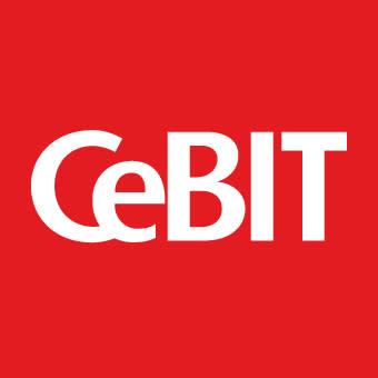 CeBIT 2017,  Halle 5, Stand D18 und Halle 12, Stand F85/2 360 dc Pavillon