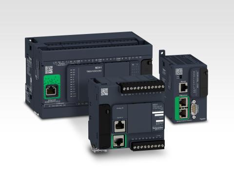 Schneider Electric lancerer tre kraftfulde PLC'er