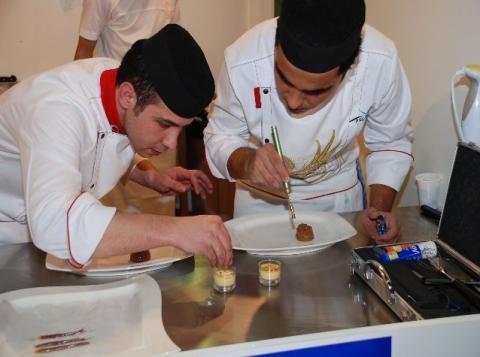 Internationell kocktävling i Istanbul