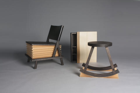 Hemmo Honkonen: Audible Furniture