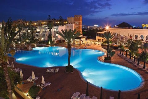 Atlantic Palace Agadir Golf Thalasso&Casino Resort Agadir