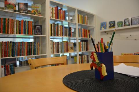 Bäckliden bibliotek