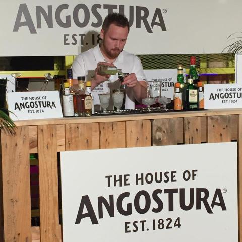 Angostura samlar ihop världens bästa mixologer för att tävla i Trinidad & Tobago!