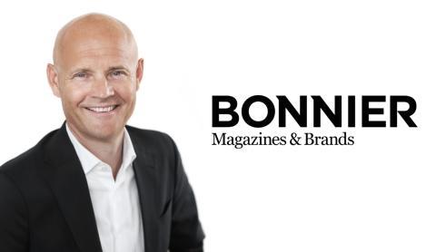 Bonnier Magazines & Brands gör vinst på 51,5 miljoner för 2017