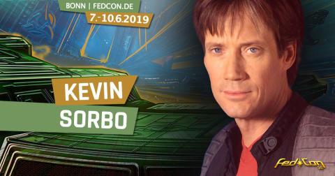 FedCon 28: Herkules- und Andromeda-Hauptdarsteller Kevin Sorbo kommt 2019 nach Bonn
