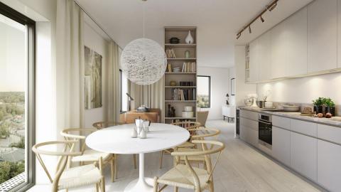 Semrén & Månsson ritar hem för medvetna människor