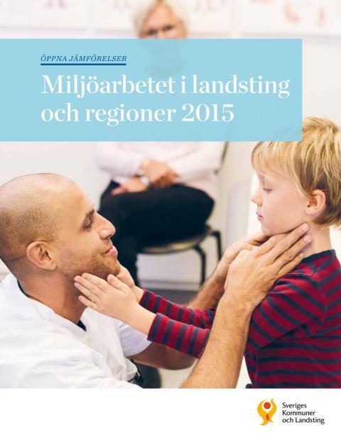 Miljönyckeltal för landsting och regioner 2015