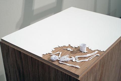 Peter Callesen: The Painter.