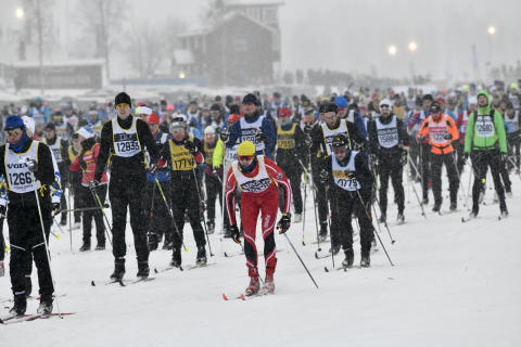 Vasaloppet 2019 -Starten VL-971