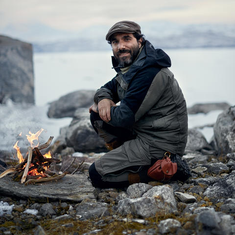 Serkan Günes, Foto: Erik Olsson