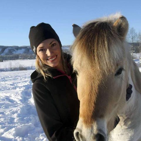 Nominerad Årets äventyrare -  Suzanna Holmqvist