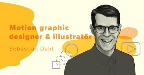 Vad gör en Motion Graphic Designer?