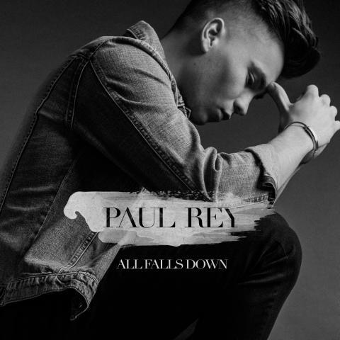 """Paul Rey tar Sverige med storm med nya singeln """"All Falls Down"""""""
