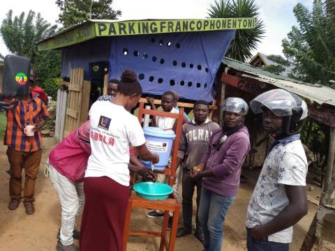 Sista ebolapatienten utskriven i Kongo