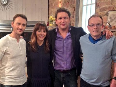 Our Executive Chef on Saturday Kitchen