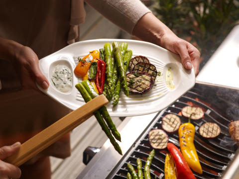 Barbeques were never more stylish – BBQ Passion: as individual as new barbeque culinary art itself