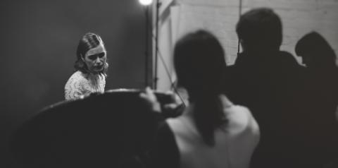 Marie Munroe - Behind The Scenes