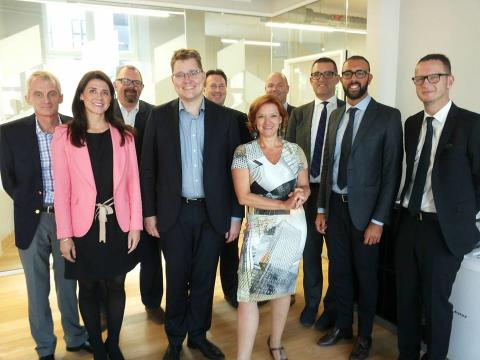 Företagsledare uppmanar danska regeringen att bana väg för högre ambition gällande Europas energibesparingar med anledning av Europarådets möte i oktober