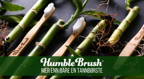 Humble Brush - mer enn bare en tannbørste