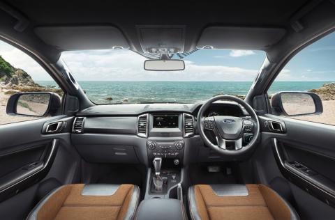 Európában a Ford Ranger a legkelendőbb pickup; továbbra is az új Ranger az egyetlen pickup, ami ötcsillagos értékelést kapott az Euro NCAP tesztjén